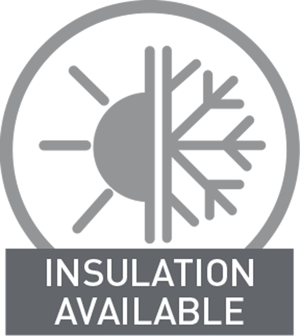 insulation available