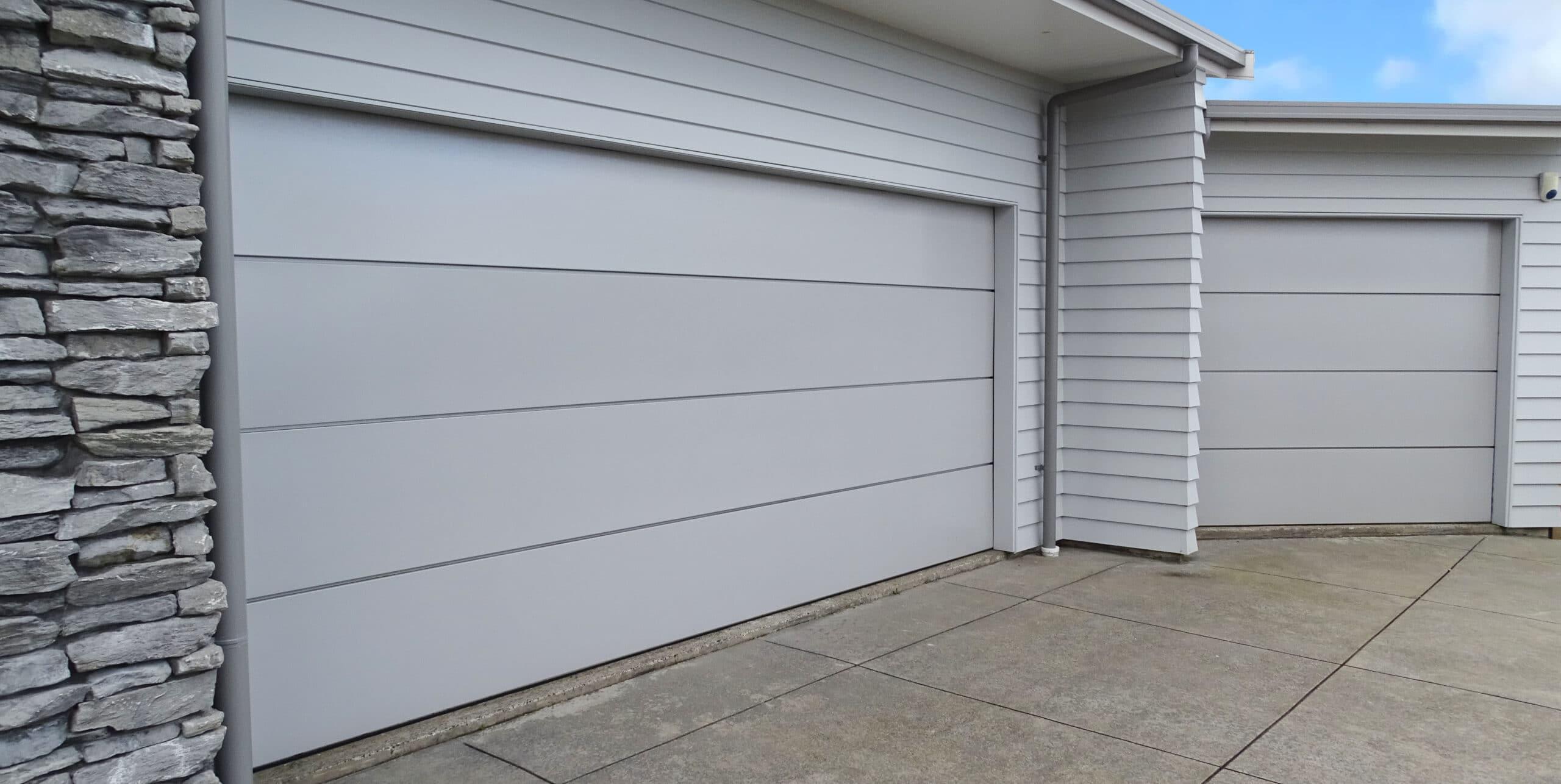 Steel Sectional Garage Door Wellington Garage Doors